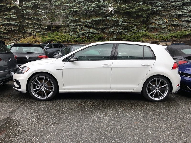 2018 Volkswagen Golf R for sale in Coquitlam, British Columbia