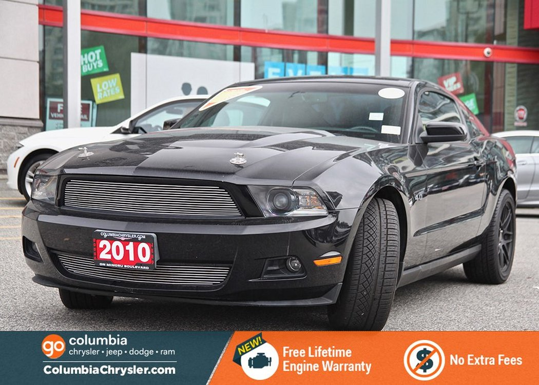 2010 ford mustang for sale in richmond british columbia