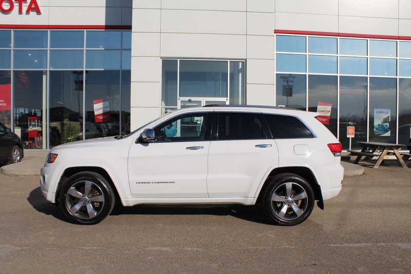 2014 Jeep Grand Cherokee for sale in Drayton Valley, Alberta