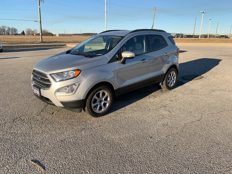 2018 Ford EcoSport for sale in Leamington, Ontario
