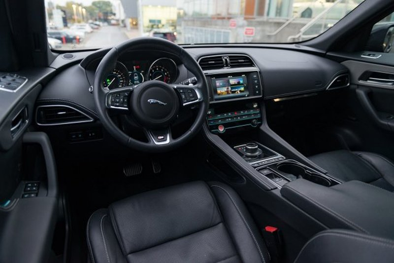 2017 Jaguar F-PACE for sale in Ajax, Ontario