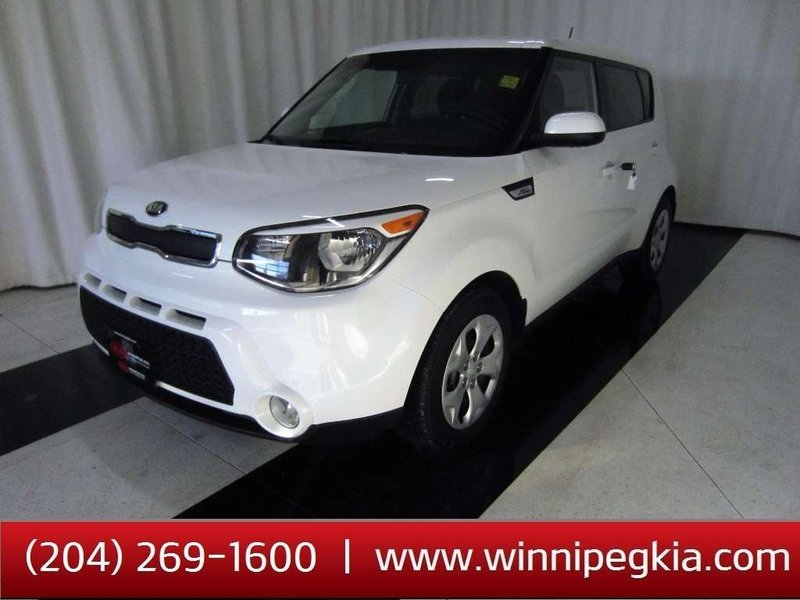 2016 Kia Soul for sale in Winnipeg, Manitoba