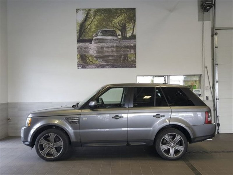 2011 Land Rover Range Rover Sport for sale in Calgary, Alberta