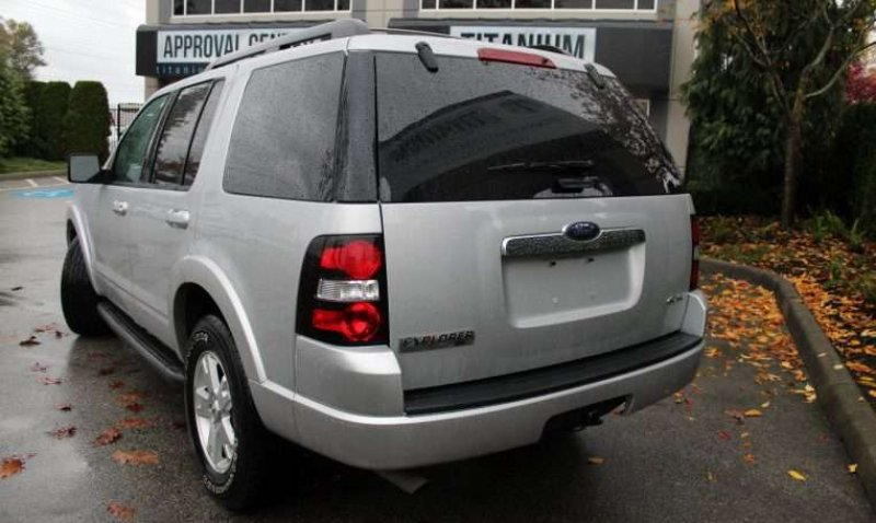2009 Ford Explorer for sale in Langley, British Columbia