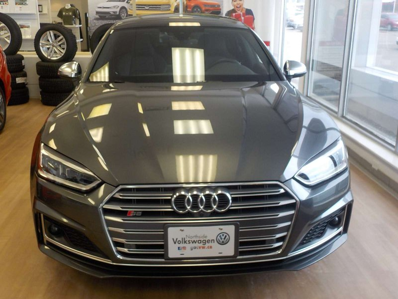 2018 Audi S5 Sportback for sale in Sault Ste. Marie, Ontario