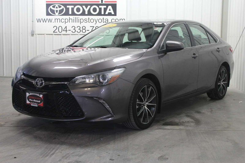 2015 Toyota Camry for sale in Winnipeg, Manitoba