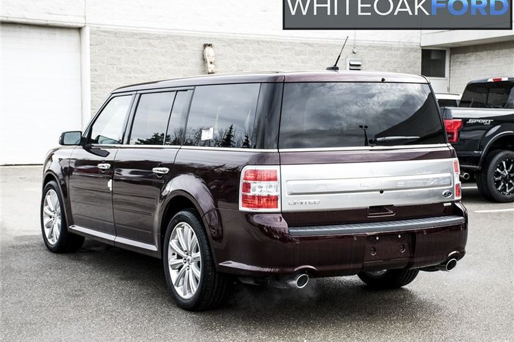 Ford Flex Limited Ecoboost For Sale In Mississauga Ontario