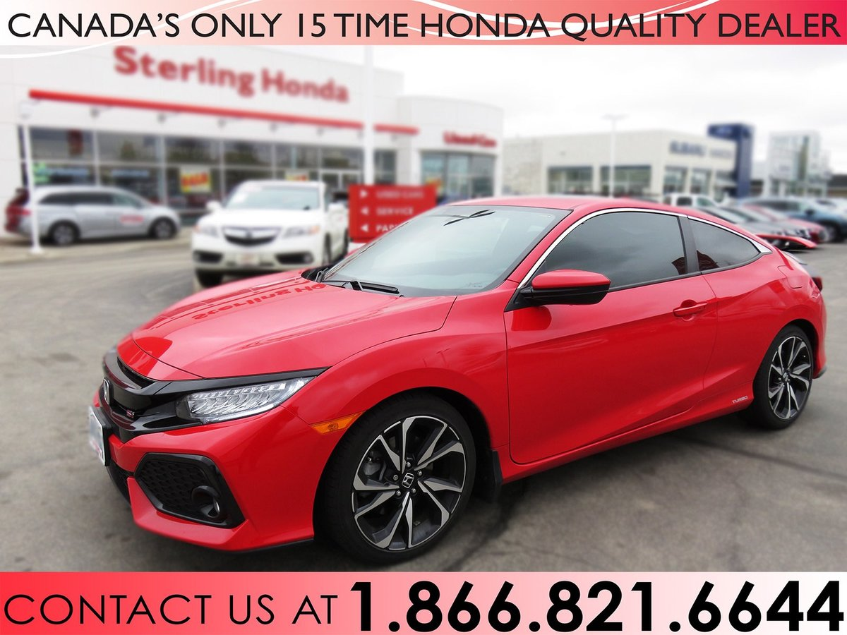 2017 Honda Civic for sale in Hamilton, Ontario