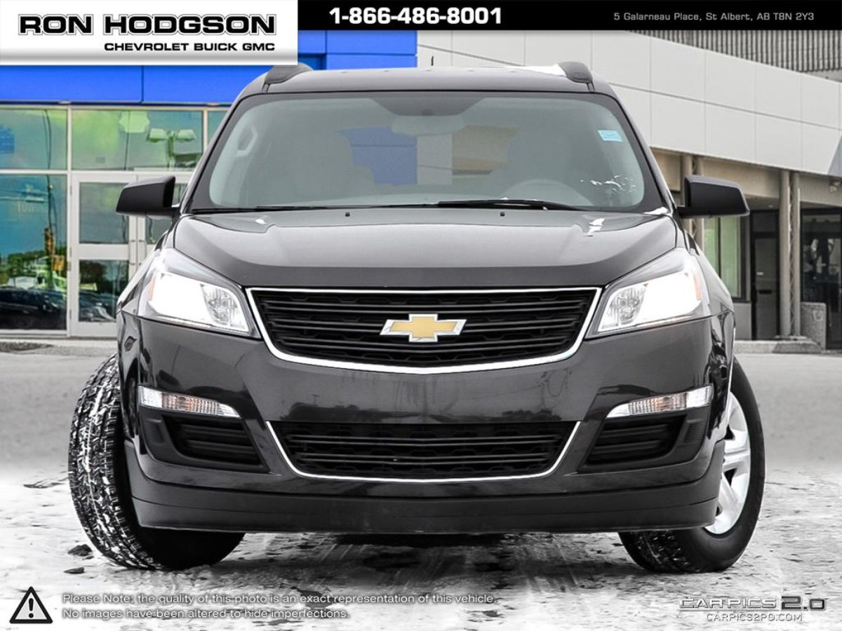 2017 Chevrolet Traverse for sale in St. Albert, Alberta