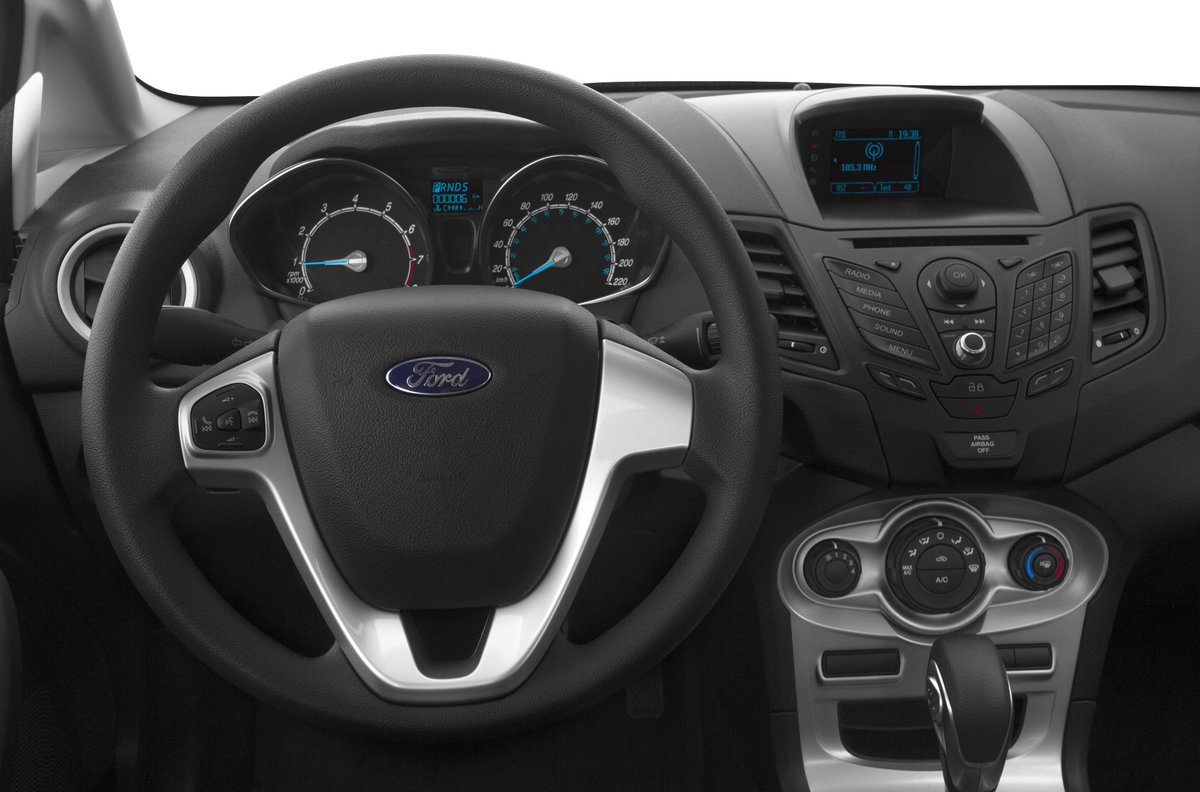 2016 Ford Fiesta for sale in Cranbrook, British Columbia