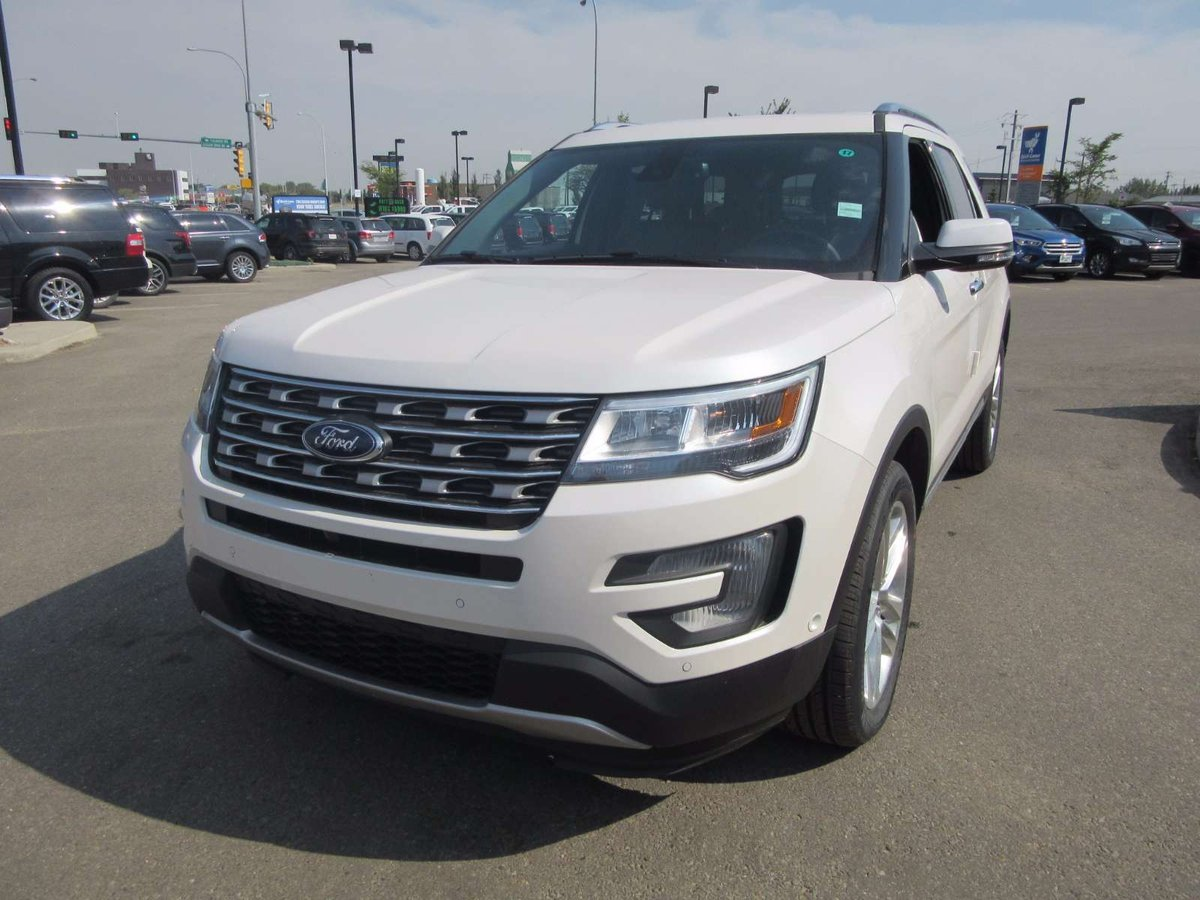 2017 Ford Explorer for sale in Spruce Grove, Alberta