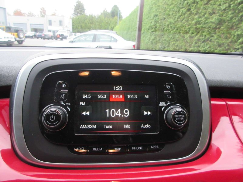 2016 Fiat 500X for sale in Surrey, British Columbia