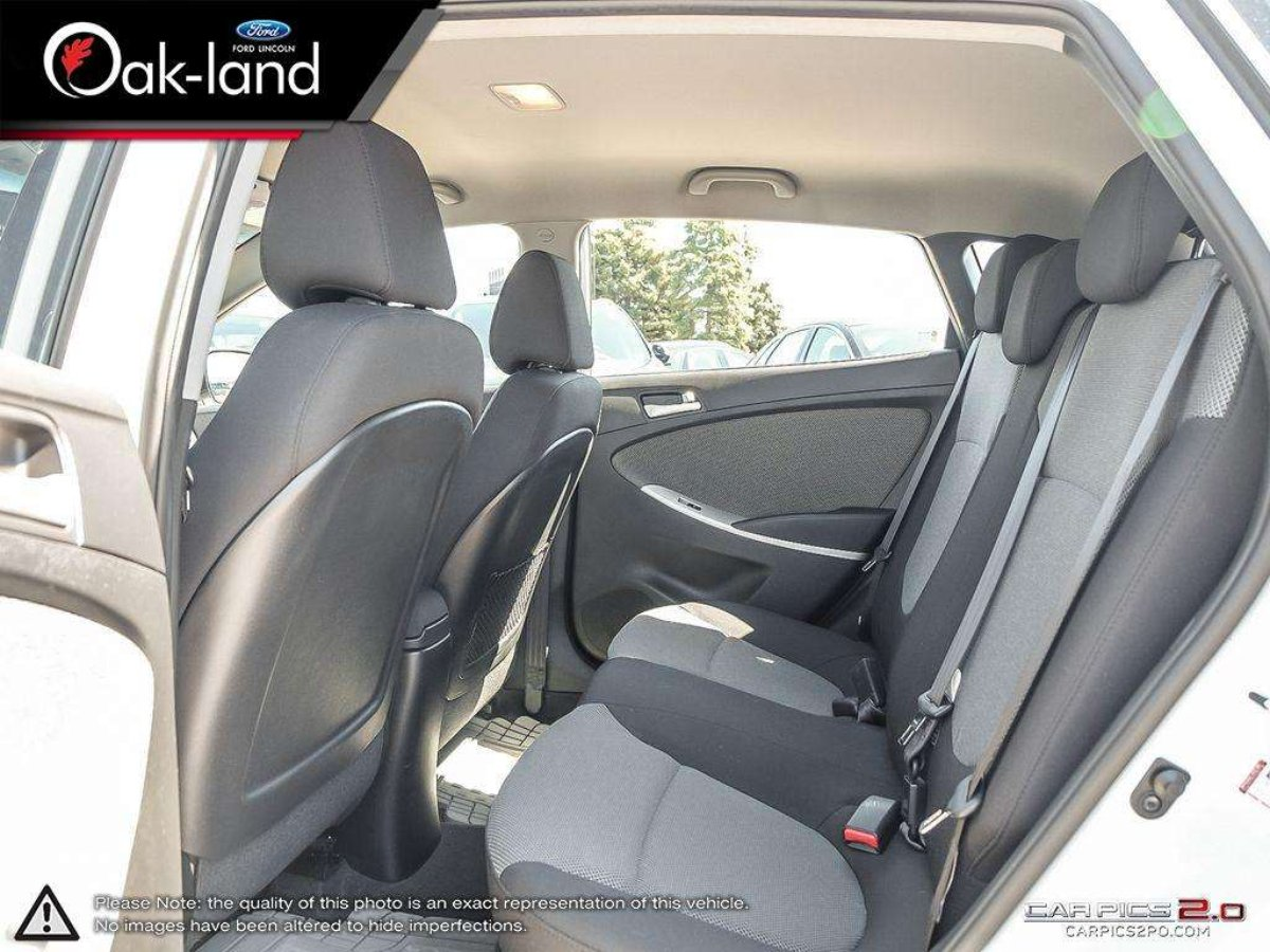 2013 Hyundai Accent for sale in Oakville, Ontario