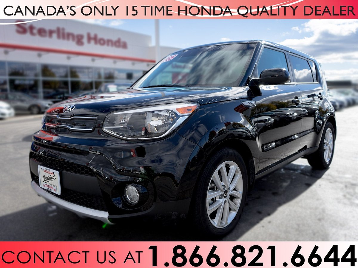2018 Kia Soul for sale in Hamilton, Ontario