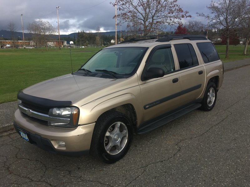 2004 Chevrolet TrailBlazer EXT for sale in Port Alberni, British Columbia