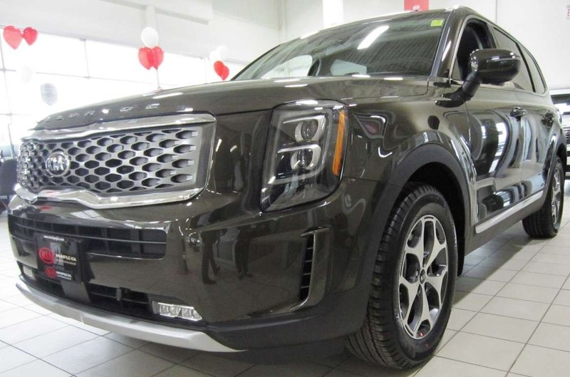 2020 Kia Telluride for sale in Winnipeg, Manitoba