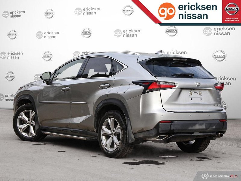 2016 Lexus NX 200T for sale in Edmonton, Alberta