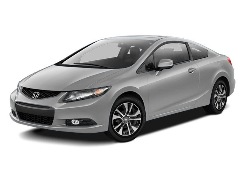 2013 Honda Civic Coupe for sale in Prince George, British Columbia