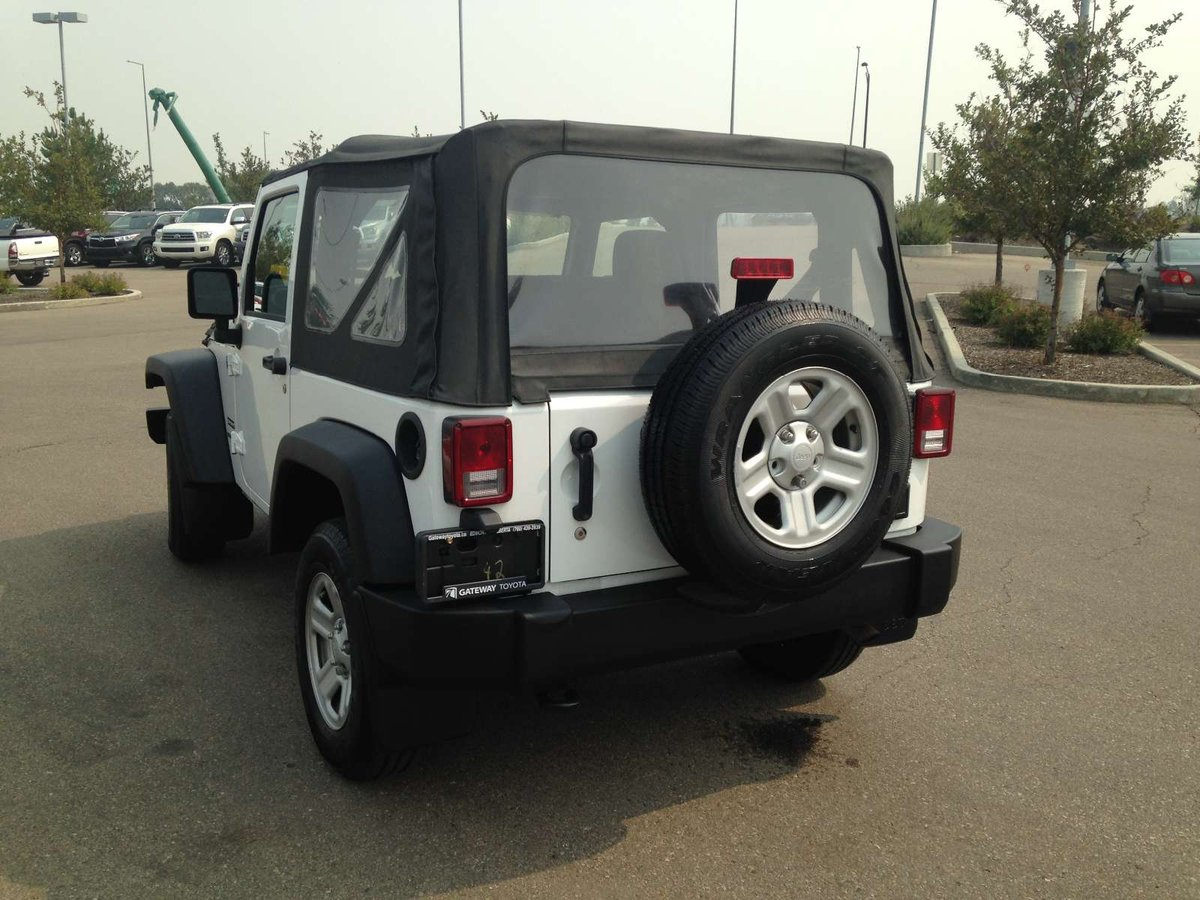 2013 Jeep Wrangler for sale in Edmonton, Alberta