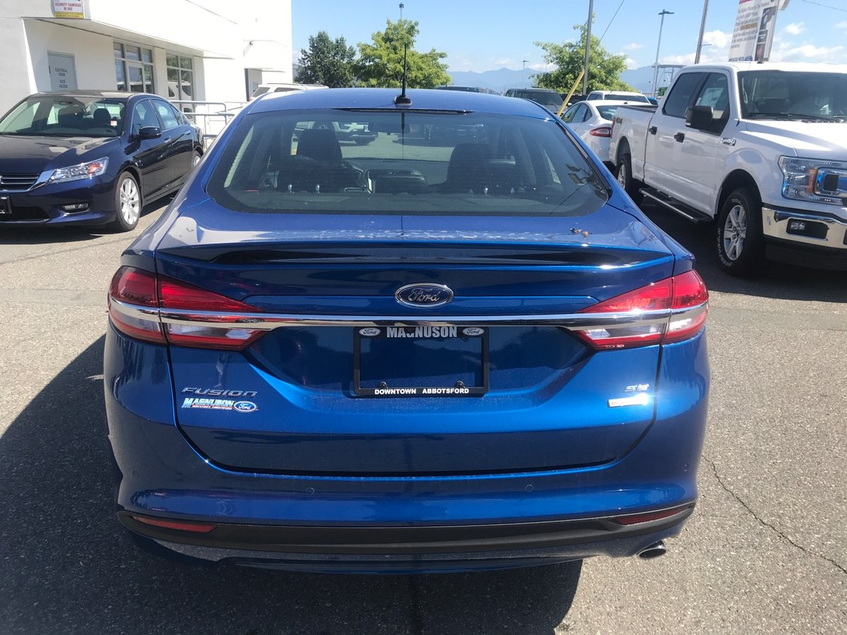 2018 Ford Fusion for sale in Abbotsford, British Columbia