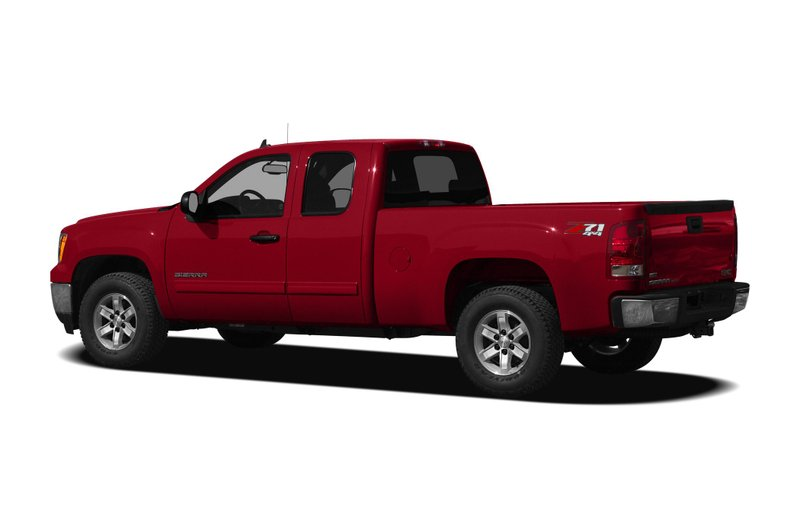 2011 GMC Sierra 1500 for sale in Edmonton, Alberta