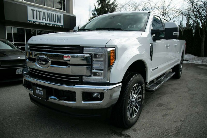 2019 Ford Super Duty F-350 SRW for sale in Langley, British Columbia
