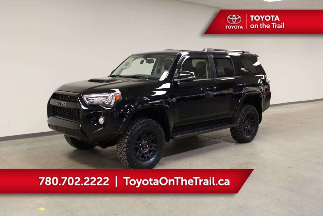2019 Toyota 4runner For Sale In Edmonton