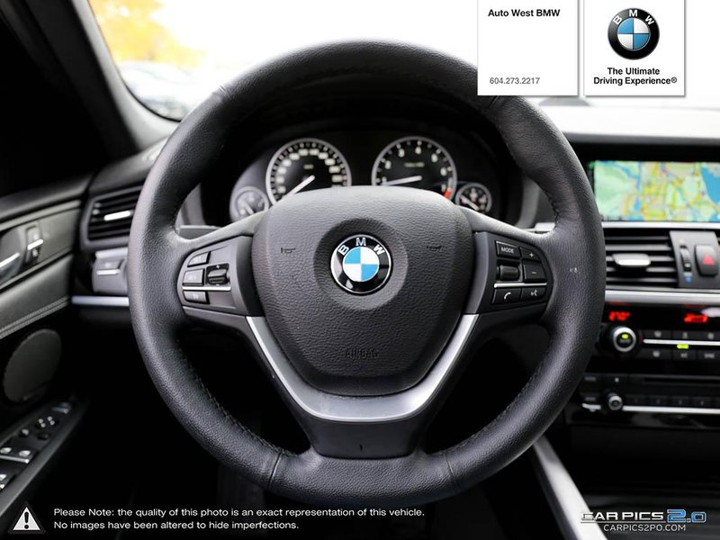 2016 BMW X3 for sale in Richmond, British Columbia
