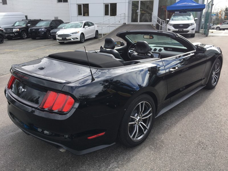2017 Ford Mustang for sale in Port Coquitlam, British Columbia