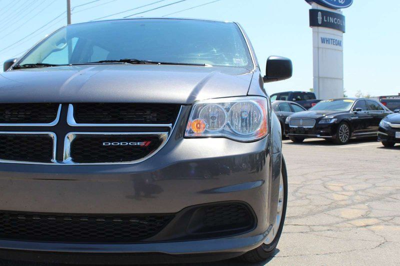 2016 Dodge Grand Caravan for sale in Mississauga, Ontario