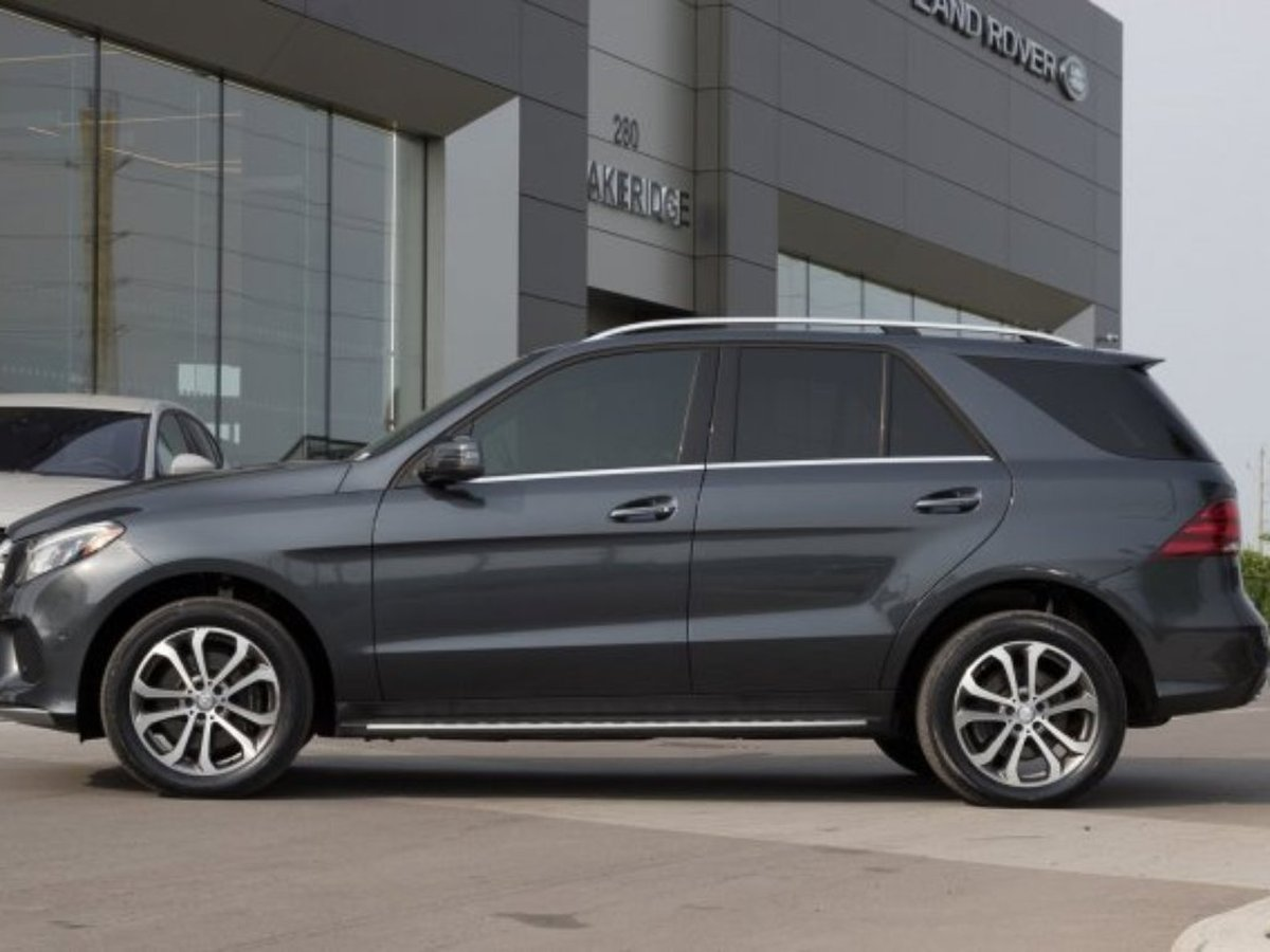 2016 Mercedes-Benz GLE for sale in Ajax, Ontario