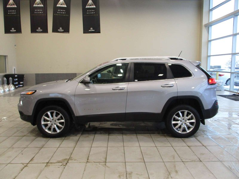 2014 Jeep Cherokee for sale in Red Deer, Alberta
