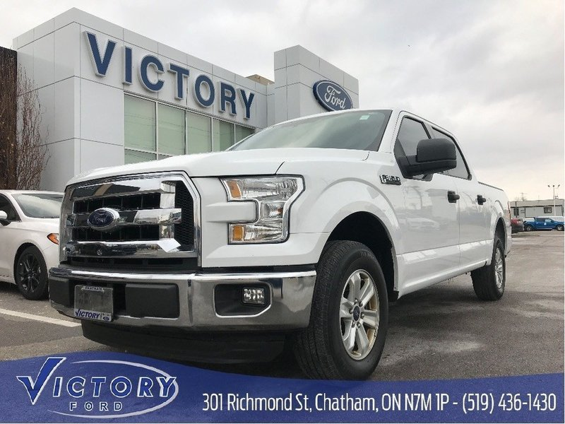 2016 Ford F-150 for sale in Chatham, Ontario
