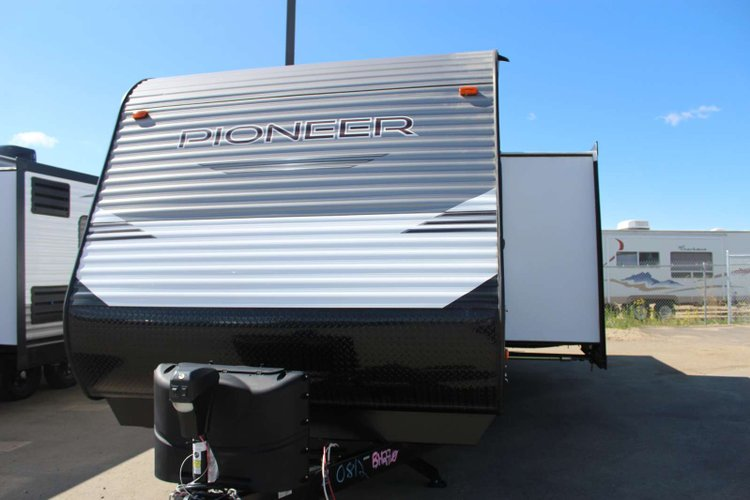 New Pioneer Travel >> For Sale New 2019 Heartland Pioneer Bh270 Only 122 Biweekly Oac