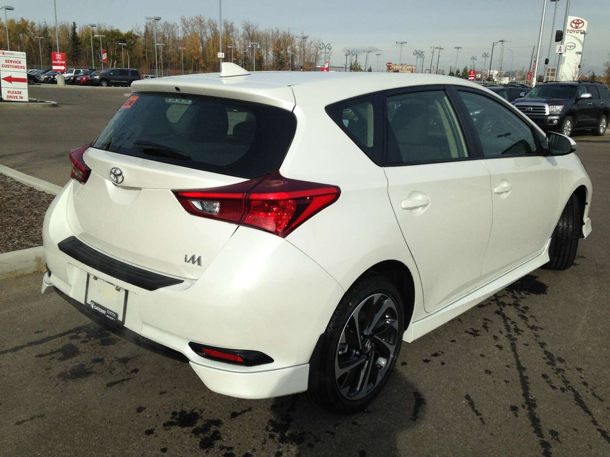 2018 Toyota COROLLA IM for sale in Edmonton, Alberta