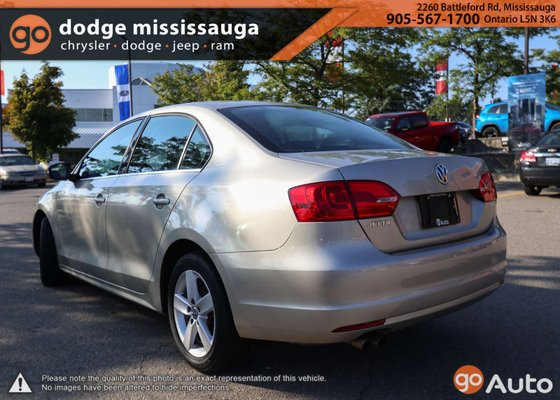 2013 Volkswagen Jetta Sedan for sale in Mississauga, Ontario