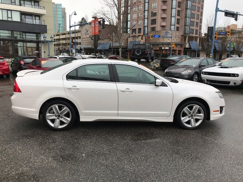 2012 Ford Fusion for sale in Richmond, British Columbia