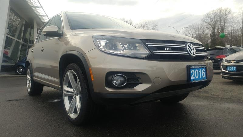 2016 Volkswagen Tiguan for sale in Courtenay, British Columbia