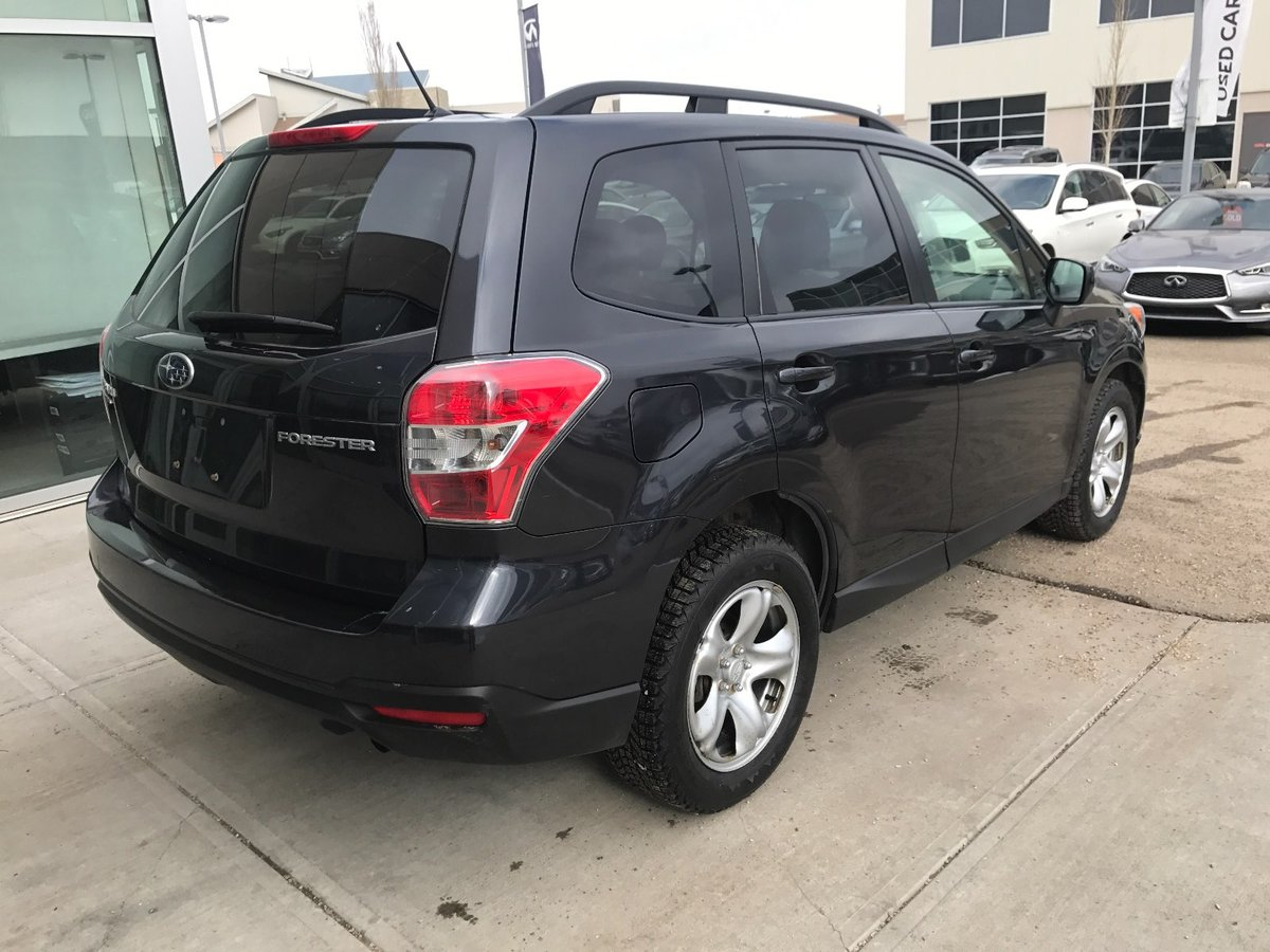 2015 Subaru Forester for sale in Edmonton, Alberta