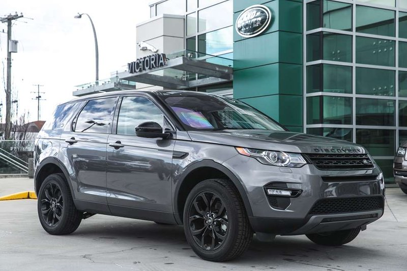 2018 Land Rover Discovery Sport for sale in Victoria, British Columbia