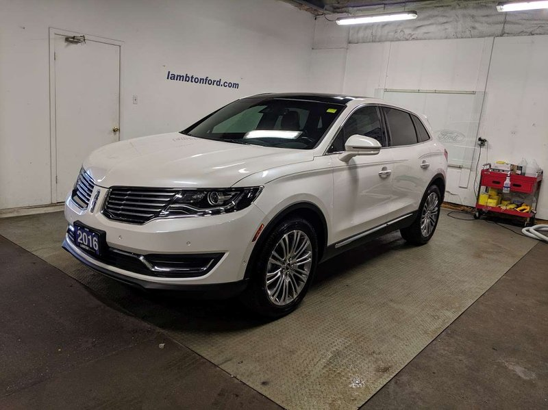 2016 Lincoln MKX for sale in Sarnia, Ontario
