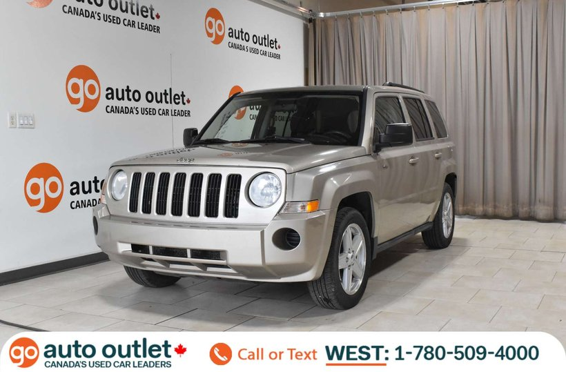 Tan 2010 Jeep Patriot Sport for sale in Edmonton, Alberta