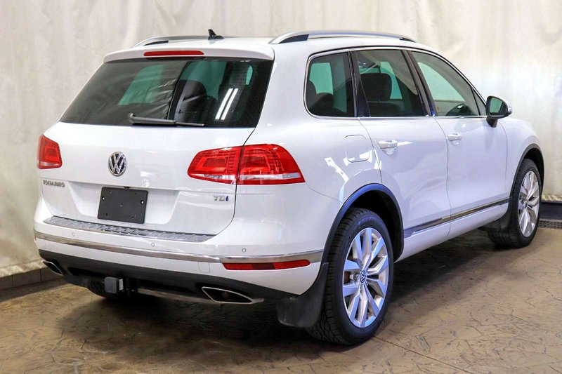 2016 Volkswagen Touareg for sale in Edmonton, Alberta