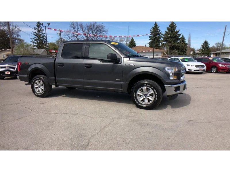 2016 Ford F-150 for sale in Winnipeg, Manitoba