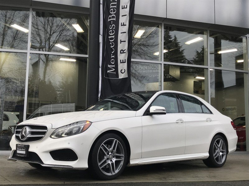 2016 Mercedes-Benz E-Class for sale in Surrey, British Columbia