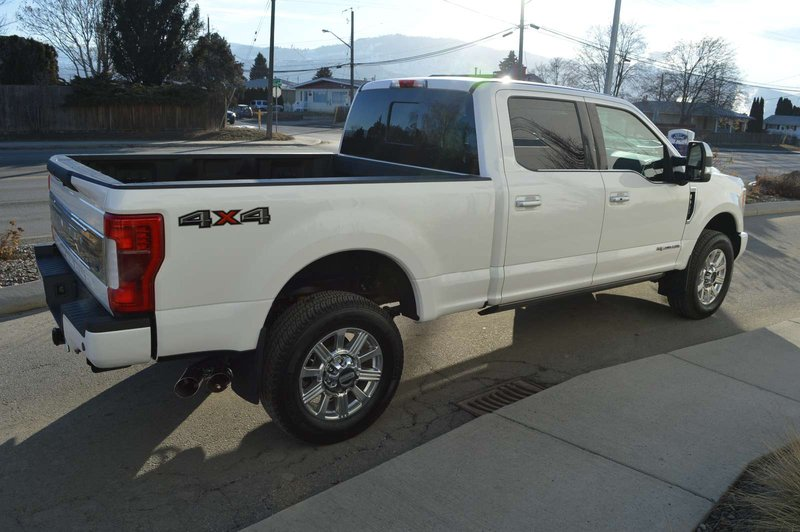 2018 Ford Super Duty F-350 SRW for sale in Kamloops, British Columbia