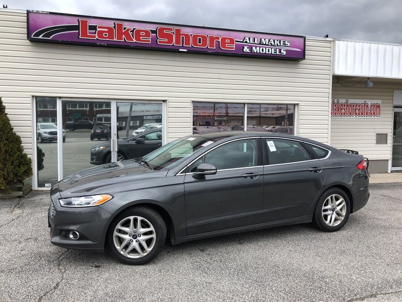 2016 Ford Fusion for sale in Tilbury, Ontario