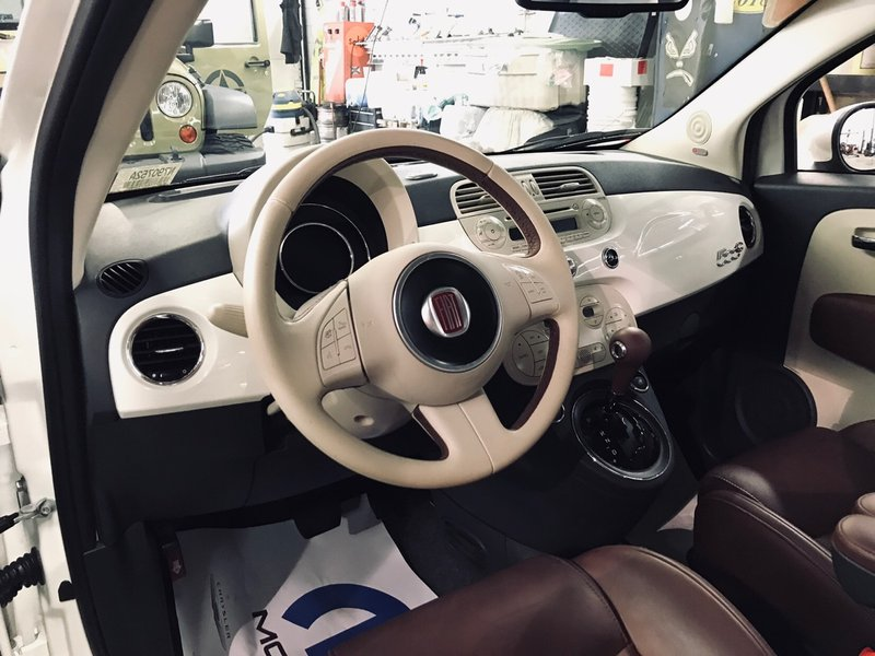 2015 Fiat 500C for sale in Richmond, British Columbia