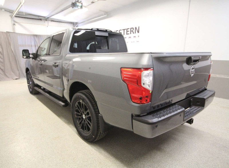 2018 Nissan Titan for sale in Moose Jaw, Saskatchewan