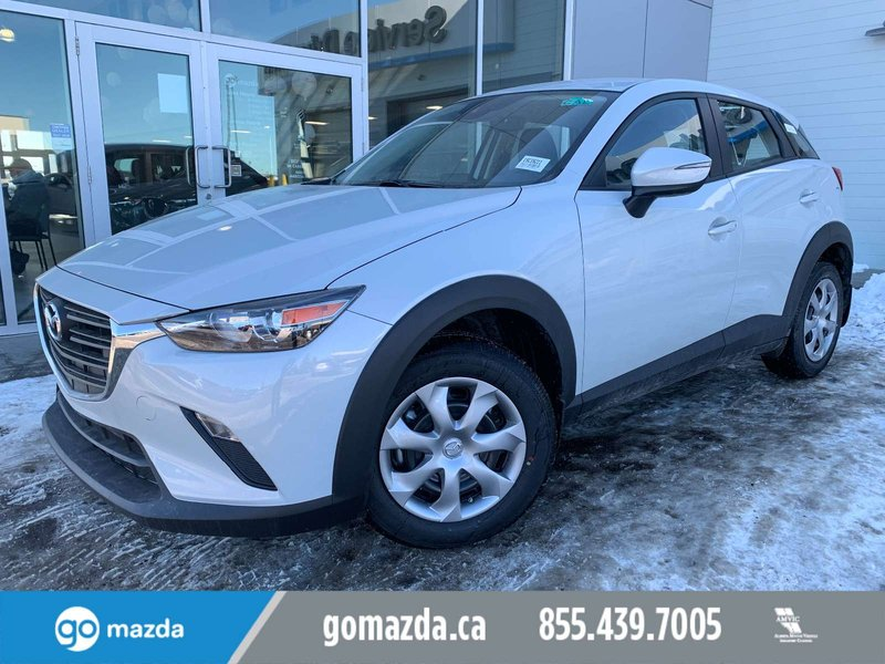Silver 2019 Mazda CX-3 GX for sale in Edmonton, Alberta